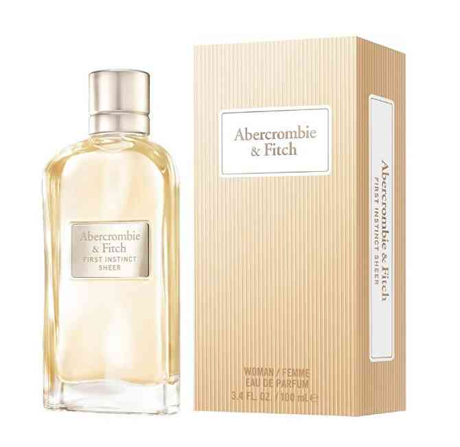 Abercrombie & Fitch First Instinct Sheer - EDP 100 ml