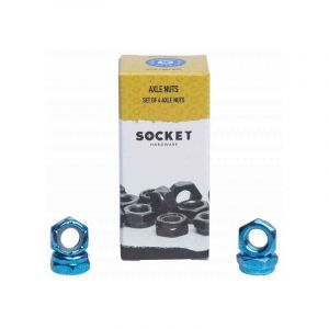 AXLE NUTS SOCKET - modrá - 5/16