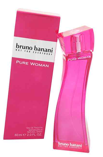 Bruno Banani Pure Woman - EDT 40 ml