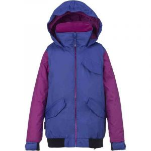 BUNDA SNB BURTON GIRLS TWIST BMR - modrá - XL