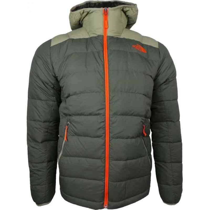 BUNDA THE NORTH FACE LA PAZ HOODED - zelená - M