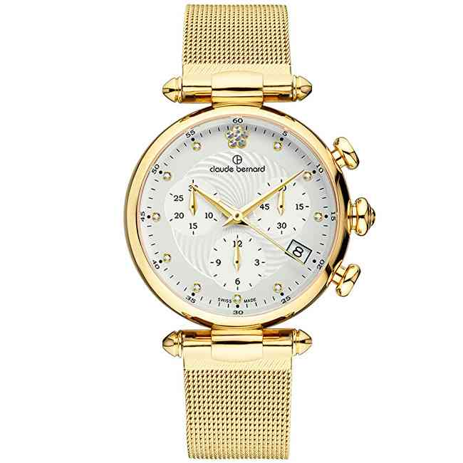 Claude Bernard Dress Code Chronograph 10216 37J APD2