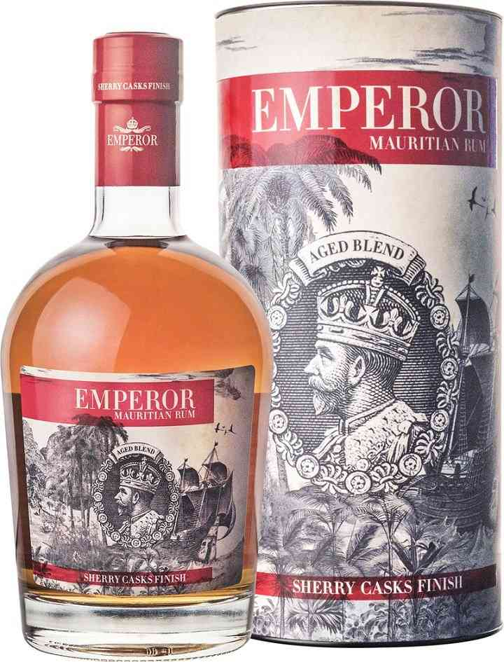Emperor Sherry Finished 0,7l 40%