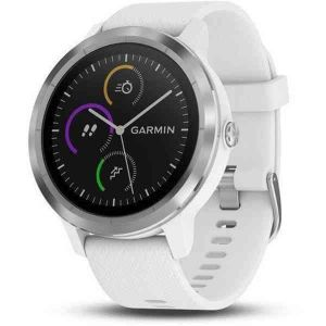 Garmin VivoActive3 Optic Silver/White band