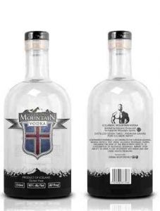 Icelandic Mountain Vodka 0,7l 40%