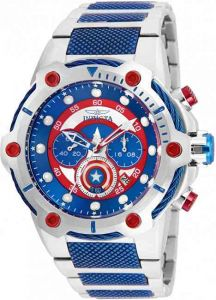 Invicta Marvel Captain America 25780