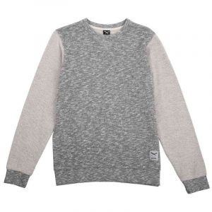 MIKINA IRIEDAILY LOOPSTER SLEEVE CREW - šedá - M