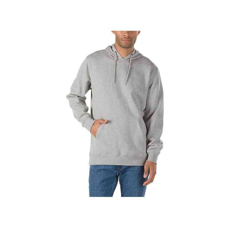 MIKINA VANS BASIC PULLOVER FLEECE - šedá - XL