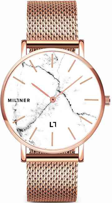 Millner Camden Marble Rose Gold