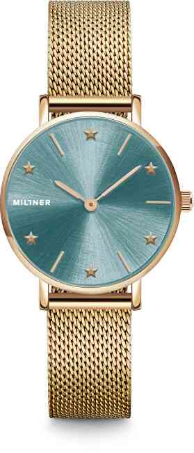 Millner Cosmos Golden Green