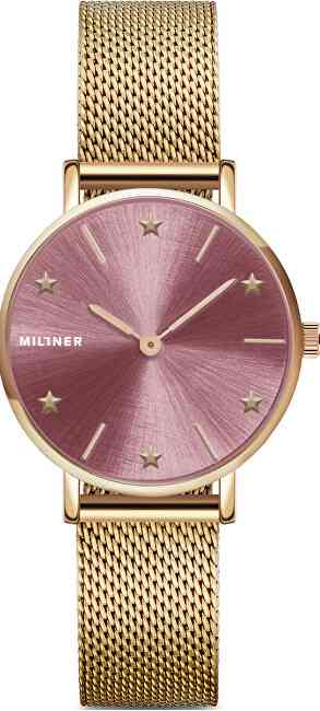 Millner Cosmos Golden Red