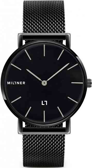 Millner Mayfair Full Black 39 mm