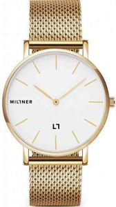 Millner Mayfair Gold 39 mm