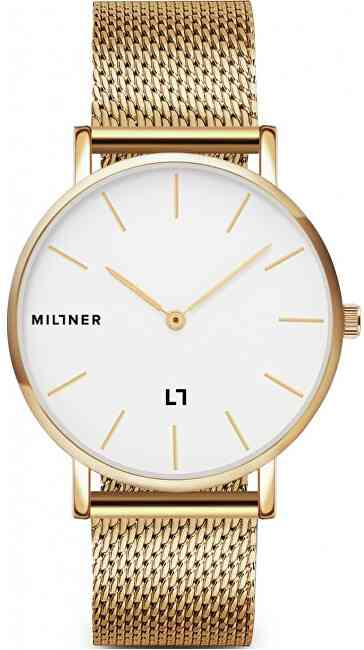 Millner Mayfair S Gold 36 mm