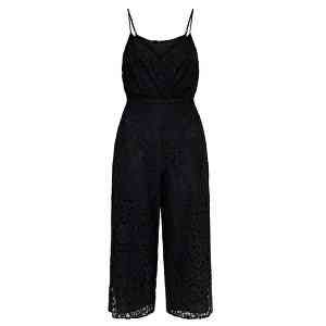 ONLY Dámský overal Cassia Strap Cropped S/L Jumpsuit
