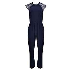 ONLY Dámský overal Luno S/L Jumpsuit Wvm Night Sky