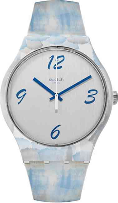 Swatch Bluquarelle SUOW149