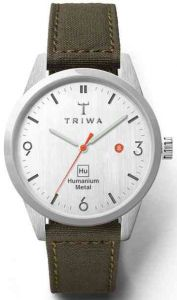 Triwa Humanium Recycled Green Hu39L-CL080912