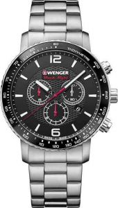 Wenger Roadster Black Night Chrono 01.1843.103